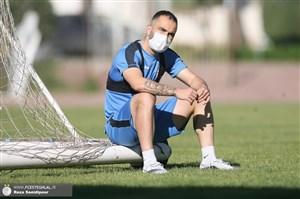 ابهام درباره وضعیت شجاعیان برای بازی با الشرطه