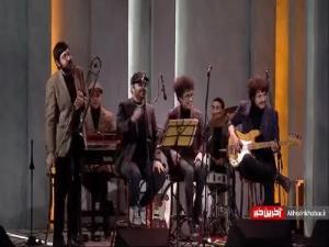 سوتی گروه موسیقی هم رفیق بخاطر ملودی پدرخوانده