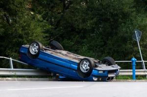 میخواست ماشینش رو نجات بده خودش هم له شد