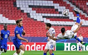 سوپرگل مهدی طارمی، برترین گل لیگ قهرمانان اروپا
