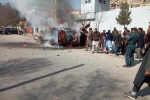 ۴ غیرنظامی بر اثر انفجار در افغانستان کُشته شدند