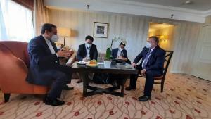 نشست سه جانبه ایران، چین و روسیه در وین