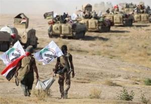 اتحادیه علمای مسلمین: حشد شعبی خط قرمز عراقیهاست