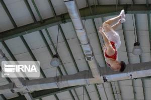 ورزشکار مهابادی مقام سوم ترامپولین جهان را کسب کرد