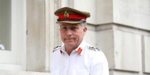 انتقاد رئیس ستاد ارتش انگلیس از ترک افغانستان