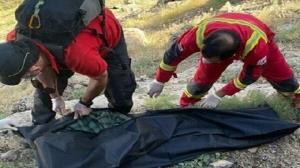 مرگ تلخ جوان ۲۷ ساله بر اثر سقوط از کوه