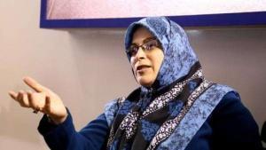 گلایههای زنانه آذر منصوری در آستانه انتخابات