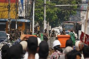 مخالفان کودتای نظامی در میانمار، «دولت وحدت ملی» تشکیل دادند