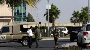 آمریکا حمله به پایگاه موساد در عراق را محکوم کرد
