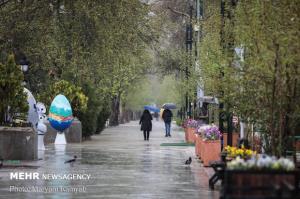 موج بارشی در راه اصفهان