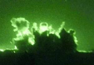 گزارشهای تأیید نشده درباره حمله پهپادی به پایگاه آمریکایی «عین الاسد»