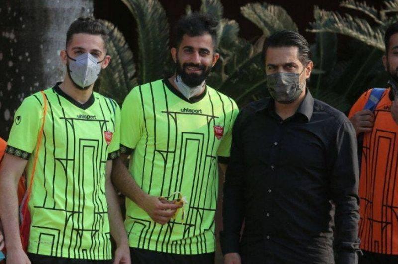 حمله افشین پیروانی به فدراسیون فوتبال