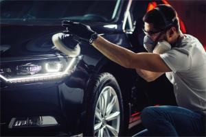 آموزش پولیش حرفهای بدنه خودرو