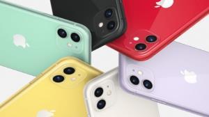 قیمت انواع گوشی اپل در بازار