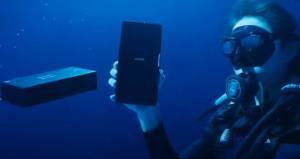 جعبه گشایی شیائومی می 11 اولترا زیر آب!