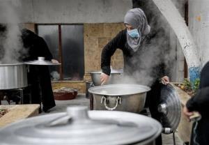 بحران گرسنگی کشورهای عربی در ماه رمضان