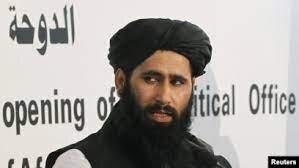 طالبان: بایدن با پایبند نبودن به توافق دوحه وجهه آمریکا را مخدوش کرد