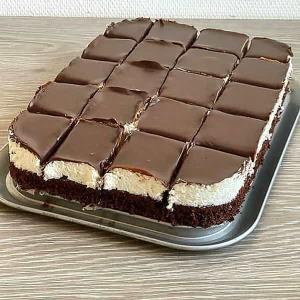 کیک بونتی خوشمزه و مخصوص به روش کافی شاپی