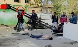 کارگردان کردستانی در انگلستان درخشید