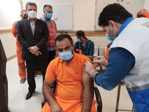 واکنش مجری شبکه خبر به سوءاستفاده از واکسن پاکبانان