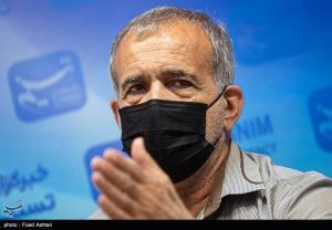 پزشکیان: نه به نفع لاریجانی کنار میروم و نه عارف؛ حتی اگر تَکرار کنند