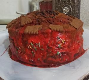 از شما/ کیک