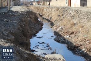 مشکل فاضلاب پشته جزایری خرمآباد حل میشود؟