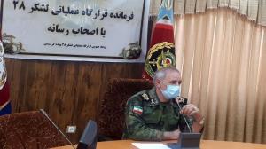 رژه روز ارتش در کردستان به صورت موتوری برگزار میشود