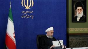 روحانی به سید حسن خمینی پیام داد