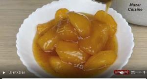 مربای سیب برای شب های ماه رمضان