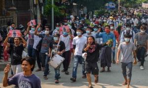 مقامات نظامی میانمار شماری از زندانیان را آزاد کردند