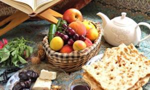 برنامه غذایی متنوع و متعادل، توصیه کارشناسان تغذیه در ماه رمضان