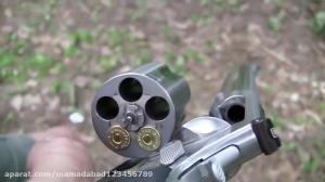 شلیک با مگنوم پرقدرت