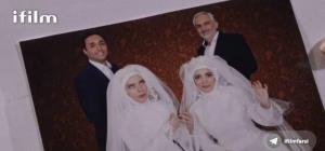 دعوا سر عکس عروسی در لیسانسه ها