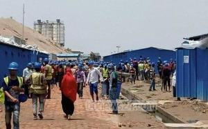 5 کشته درپی درگیری پلیس و کارگران در بنگلادش