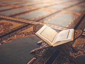 صوت/ تند خوانی «جزء پنجم قرآن» با صدای «استاد معتز آقایی»