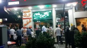 تهرانیها دارند از کرونا میمیرند