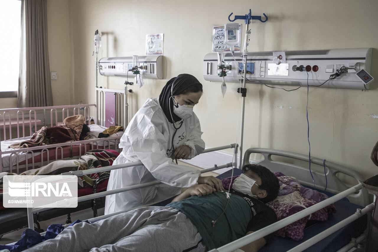 ۸ شهر اصفهان با افزایش بستری بیماران کرونایی مواجه است
