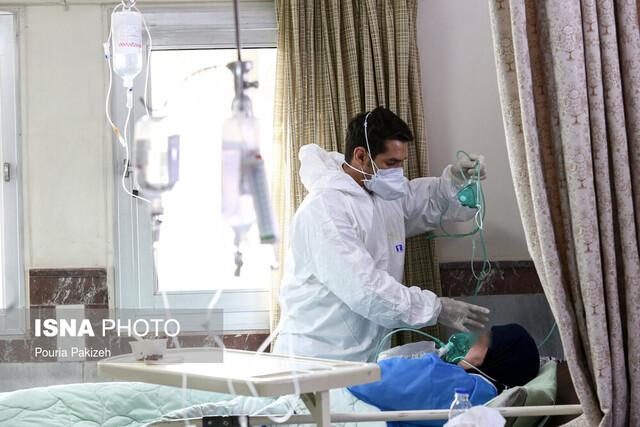بیماران کرونایی در گلستان همچنان رو به افزایش است