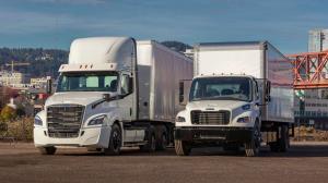 کامیون جدید فرایت لاینر معرفی شد؛ سفارشگذاری کامیونهای دایملر