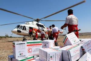 هلال احمر لرستان آماده کمک به زلزلهزدگان گناوه است