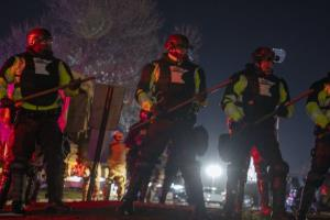 حمله به خبرنگاران در آمریکا حین پوشش اعتراضات مینهسوتا