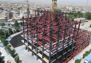 زمان دقیقی برای تعیین تکلیف پروژه برج دوقلو شهرکرد مشخص نیست