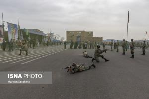 عکس/ مراسم روز ارتش در تبریز