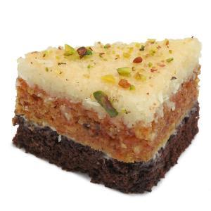 طرز تهیه مرحله به مرحله دونا کیک نارگیلی خوشمزه