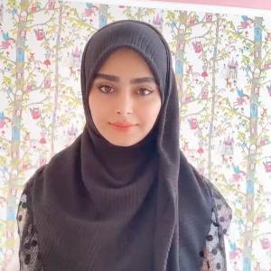 ترفند بستن روسری ساده برای ماه رمضان