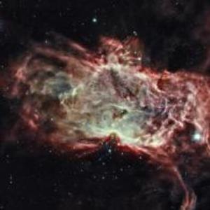 ستارگان سحابی شعله