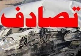 ۲ کشته در سانحه رانندگی شهربابک