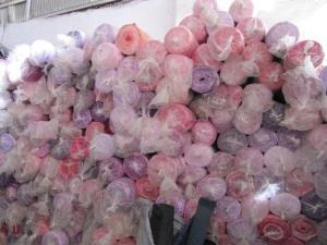 کشف محموله میلیاردی پارچه قاچاق در اصفهان