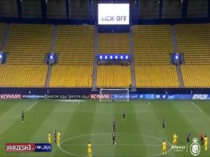 خلاصهبازی النصر عربستان 3 - السد قطر 1